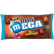 Milk Chocolate Mega M&M's 105pc