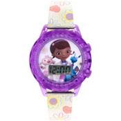 Purple Doc McStuffins Watch