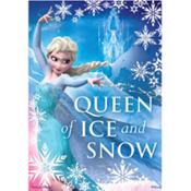 Queen Elsa Magnet - Frozen