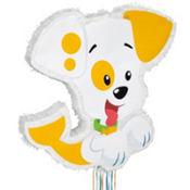 Pull String Bubble Puppy Pinata - Bubble Guppies