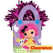 Lalaloopsy Balloon Weight