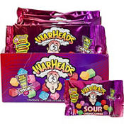 Warheads Sour Chewy Cubes 2.5oz 15ct