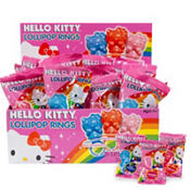 Hello Kitty Lollipop Rings 24ct