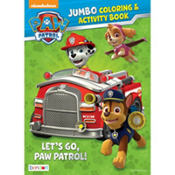 PAW Patrol Coloring & Activity Book