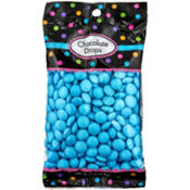 Caribbean Blue Chocolate Drops 380pc