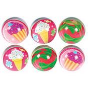 Candy Shoppe Bounce Balls 6ct