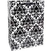 Black & White Damask Gift Bag