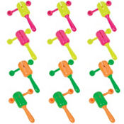 Neon Noise Makers 12ct