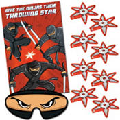 Ninja Party Game 10pc