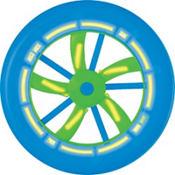 Blue Glow Flying Disc