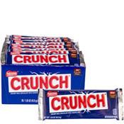 Milk Chocolate Crunch Bars 36ct