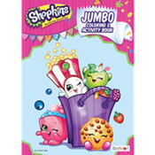 Shopkins Coloring & Activity Book