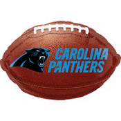 Carolina Panthers Balloon 18in