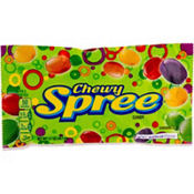 Chewy Spree Candy Pouches 24pc