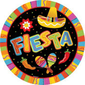Fiesta Fun Cinco de Mayo Theme