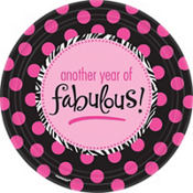 Another Year of Fabulous 60 Party Supplies