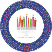 Playful Menorah Party Supplies