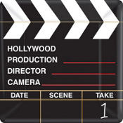 Director's Cut Hollywood Movie Party Supplies