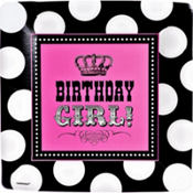 Rocker Princess Party Supplies