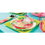 Blissful Blooms Party Supplies