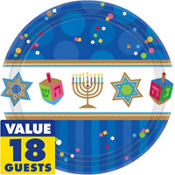 Hanukkah Celebrations Party Supplies