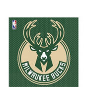 NBA Milwaukee Bucks Party Supplies