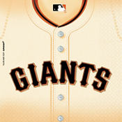 MLB San Francisco Giants Party Supplies