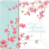 Cherry Blossom Love Wedding Party Supplies