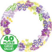 Blooming Floral Party Supplies