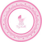 Girl Baby Shower Supplies - Celebrate