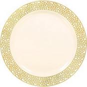 Gold Premium Wedding Party Supplies