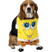 Spongebob Squarepants Dog Costume