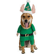 Santa's Lil Helper Dog Costume