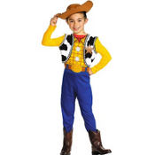 Boys Woody Costume - Toy Story