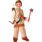 Child Native American Costume Kit