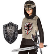 Child Knight Costume Kit