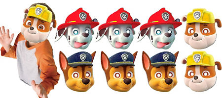 Paw Patrol Party Favors Party City Canada