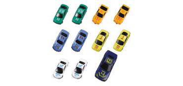 Die-Cast Race Cars 21ct