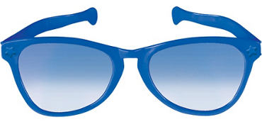 Blue Giant Fun Glasses