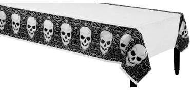 Fright Night Plastic Table Cover