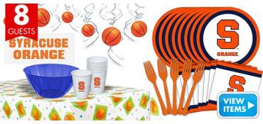 Syracuse Orange Basic Fan Kit