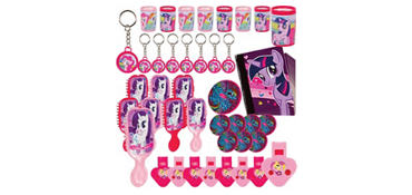 My Little Pony Favor Value Pack 48pc