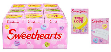 Sweethearts Conversation Hearts Candy 36ct