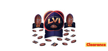 Super Bowl Table Decorating Kit 23pc