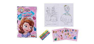 Sofia the First Activity Kit