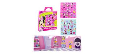 Minnie Mouse Sticker Activity Kit