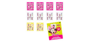 Minnie Mouse Sticker Book 9 Sheets