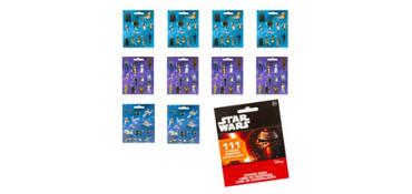 Star Wars Sticker Book 9 Sheets