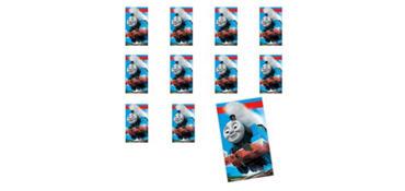 Jumbo Thomas the Tank Engine Stickers 24ct