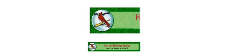 Custom St. Louis Cardinals Banner 6ft